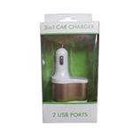 عمده فروش لوازم جانبی موبایل 3IN1 Car Charger